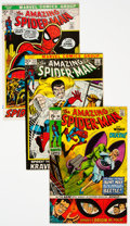 Bronze Age (1970-1979):Superhero, The Amazing Spider-Man #94, 111 and 112 Group (Marvel, 1971-72)Condition: Average VF/NM.... (Total: 3 )
