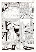 Original Comic Art:Panel Pages, Curt Swan and George Roussos Action Comics #385 Story Page11 Original Art (DC, 1970)....
