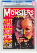 Magazines:Horror, Famous Monsters of Filmland #10 (Warren, 1961) CGC VG 4.0 Cream to off-white pages....