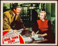 "Movie Posters:Drama, Home Town Story (MGM, 1951). Very Fine-. Lobby Card (11"" X 14""). Drama.. ..."