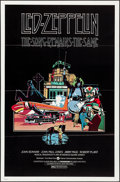 "Movie Posters:Rock and Roll, The Song Remains the Same (Warner Brothers, 1976). Folded, Very Fine. One Sheet (27"" X 41""). Rock and Roll.. ..."