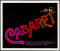 """Movie Posters:Musical, Cabaret (Allied Artists, 1972). Rolled, Very Fine-. Half Sheet (22"""" X 28""""). Musical.. ..."""