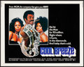 "Movie Posters:Blaxploitation, Cool Breeze (MGM, 1972). Rolled, Very Fine-. Half Sheet (22"" X28""). Blaxploitation.. ..."