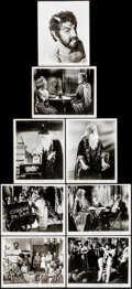 """Movie Posters:Fantasy, The 7 Faces of Dr. Lao (MGM, 1964). Very Fine+. Photos (8) (8"""" X 10""""). Fantasy.. ... (Total: 8 Items)"""