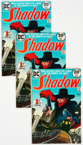 Bronze Age (1970-1979):Miscellaneous, The Shadow #1-12 Complete Series Group (DC, 1973-75) Condition:Average FN/VF.... (Total: 21 Comic Books)