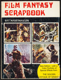 Movie Posters:Miscellaneous, Film Fantasy Scrapbook by Ray Harryhausen (The Tantivy Press, 1978). Very Fine-. Autographed Hardcover Book (142 Pages, 9.25...