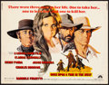 "Movie Posters:Western, Once Upon a Time in the West (Paramount, 1969). Rolled, Fine. HalfSheet (22"" X 28""). Frank McCarthy Artwork. Western.. ..."