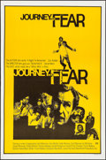 "Movie Posters:Thriller, Journey into Fear (Stirling Gold, 1975). Flat Folded, Very Fine.One Sheets (15) Identical (27"" X 41""). Thriller.. ... (Total: 15Items)"