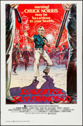 """Movie Posters:Action, Slaughter in San Francisco & Other Lot (World Northal, 1981). Flat Folded & Folded, Overall: Very Fine-. One Sheets (6) (27""""... (Total: 6 Items)"""