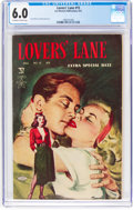 Golden Age (1938-1955):Romance, Lovers' Lane #15 (Lev Gleason, 1951) CGC FN 6.0 Off-white to white pages....