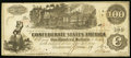 Confederate Notes:1862 Issues, T39 $100 1862 PF-5 Cr. 290 Very Fine.. ... (Total: 2 items)