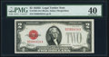 Small Size:Legal Tender Notes, Fr. 1505 $2 1928D Legal Tender Note. PMG Extremely Fine 40.. ...