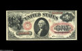 Large Size:Legal Tender Notes, Fr. 22 $1 1875 Legal Tender Choice New....