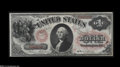 Large Size:Legal Tender Notes, Fr. 24 $1 1875 Legal Tender Choice New....