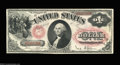 Fr. 27 $1 1878 Legal Tender New. The margins are somewhat close and irregular and they have been handled a bit, but the...