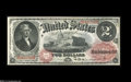 Fr. 43 $2 1874 Legal Tender Gem New. Under 80 examples are known of this one-number type, and very few have the visual a...
