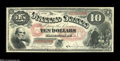 Large Size:Legal Tender Notes, Fr. 97 $10 1875 Legal Tender Extremely Fine....