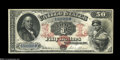 Large Size:Legal Tender Notes, Fr. 152 $50 1874 Legal Tender Fine-Very Fine....