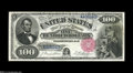 Large Size:Legal Tender Notes, Fr. 179 $100 1880 Legal Tender Extremely Fine....