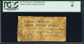 Colonial Notes:North Carolina, North Carolina March 9, 1754 8d Butterfly PCGS Good 6.. ...