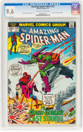 Bronze Age (1970-1979):Superhero, The Amazing Spider-Man #122 (Marvel, 1973) CGC NM+ 9.6 Off-white to white pages....