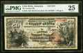 National Bank Notes:Arkansas, Little Rock, AR - $50 1882 Brown Back Fr. 508 The German NB Ch. # 3318 PMG Very Fine 25.. ...