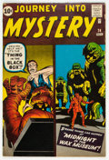 Silver Age (1956-1969):Horror, Journey Into Mystery #74 (Marvel, 1961) Condition: FN....