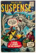 Silver Age (1956-1969):Horror, Tales of Suspense #6 (Marvel, 1959) Condition: VG....