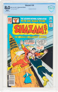 Bronze Age (1970-1979):Superhero, Shazam! #28 (DC, 1977) CBCS VF 8.0 White pages....