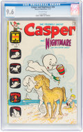 Bronze Age (1970-1979):Cartoon Character, Casper and Nightmare #34 (Harvey, 1971) CGC NM+ 9.6 Off-white pages....
