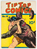 Platinum Age (1897-1937):Miscellaneous, Tip Top Comics #18 (United Feature Syndicate/Standard, 1937)Condition: FN....