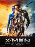 "Movie Posters:Science Fiction, X-Men: Days of Future Past (20th Century Fox, 2014). Folded, VeryFine+. French Grande (46.5"" X 63""). Science Fiction.. ..."
