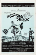 "Movie Posters:Academy Award Winners, The Sound of Music (20th Century Fox, R-1969). Folded, Very Fine-. One Sheet (27"" X 41""). Howard Terpning Artwork. Academy A..."