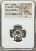 Ancients:Roman Imperial, Ancients: Probus (AD 276-282). BI antoninianus (21mm, 4.51 gm,11h). NGC Choice MS 4/5 - 5/5, Silvering....