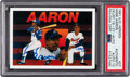 Baseball Cards:Autographs, 1991 Upper Deck Heroes Hank Aaron Autograph Card #'d 1330/2500 PSA/DNA Auto Gem Mint 10. ...