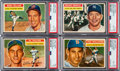 Baseball Cards:Sets, 1956 Topps Baseball Complete Set (340)....