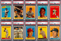 Baseball Cards:Sets, 1958 Topps Baseball Mid to High Grade Complete Set (494)....