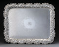 Silver & Vertu, An S. Kirk & Son Co. Silver Tray, Baltimore, Maryland, 1896-1925. Marks: S. KIRK & SON CO., 925/1000. 16-1/2 x 21-3/...