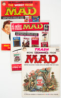 Magazines:Mad, MAD Special Issues Group of 5 (EC, 1960s).... (Total: 5 ComicBooks)