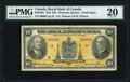 Canadian Currency, Montreal, PQ- Royal Bank of Canada $10 2.1.1935 Ch.# 630-18-04Serial Number 1 PMG Very Fine 20.. ...