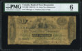 Canadian Currency, St. John, NB- Bank of New Brunswick $1 1.11.1860 Ch.# 515-14-02 PMG Good 6.. ...