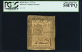 Colonial Notes:Delaware, Delaware May 1, 1777 1s PCGS Choice About New 58PPQ.. ...