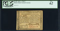 Colonial Notes:Rhode Island, Rhode Island July 2, 1780 $7 PCGS New 62.. ...
