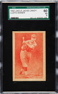 Baseball Cards:Singles (1930-1939), 1933 Uncle Jacks Candy Lloyd Waner SGC 60 EX 5 - Pop One, One Higher. ...