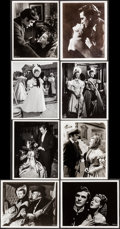 """Movie Posters:Adventure, Green Dolphin Street (MGM, 1947). Very Fine-. Photos (15) & Behind-The-Scenes Photos (2) (8"""" X 10""""). Adventure.. ... (Total: 17 Items)"""