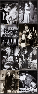 """Twice Told Tales (United Artists, 1963). Fine/Very Fine. Photos (21) (Approx. 8"""" X 10""""). Horror. ... (Total: 2..."""