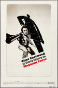"""Movie Posters:Action, Magnum Force (Warner Brothers, 1973). Folded, Very Fine-. One Sheet (27"""" X 41""""). Action.. ..."""