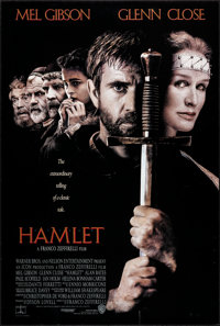 """Hamlet & Other Lot (Warner Bros., 1990). Rolled, Overall: Very Fine-. One Sheets (3) (27"""" X 40"""" &a..."""