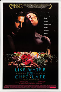 """Like Water for Chocolate & Other Lot (Miramax, 1993). Rolled, Very Fine-. One Sheets (4) (27"""" X 47"""" &a..."""