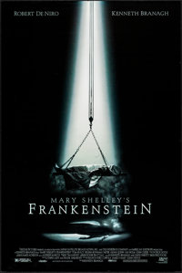 """Mary Shelley's Frankenstein & Other Lot (Tri-Star, 1994). Rolled, Very Fine-. One Sheets (2) (27"""" X 40"""") D..."""